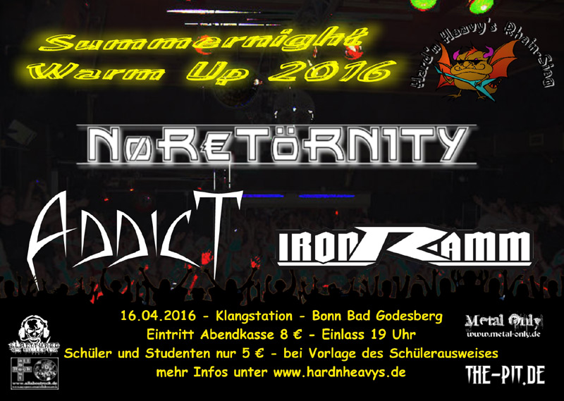 NoRetörnity - SNOA WarmUp 2016